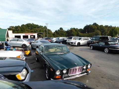 1971 jaguar xj in jonesboro ga atlanta fine cars. Black Bedroom Furniture Sets. Home Design Ideas