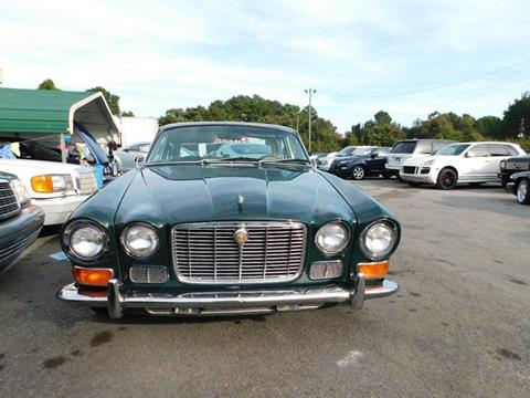 1971 Jaguar XJ for sale at Atlanta Fine Cars in Jonesboro GA