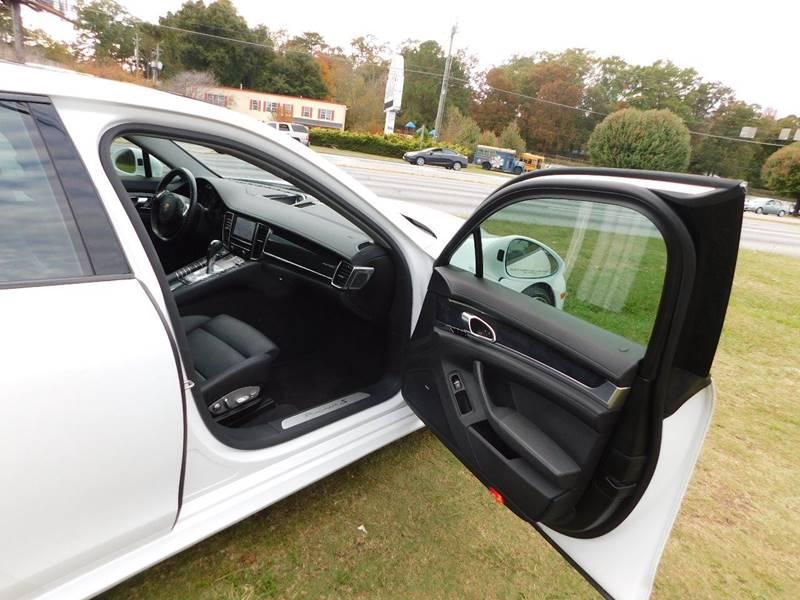 2014 porsche panamera s e hybrid 4dr sedan in jonesboro ga atlanta fine cars. Black Bedroom Furniture Sets. Home Design Ideas
