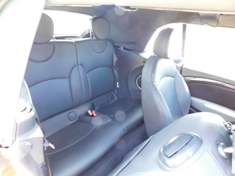 2011 MINI Cooper S 2dr Convertible - Jonesboro GA