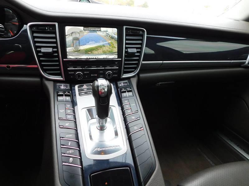 2015 Porsche Panamera AWD 4 4dr Sedan - Jonesboro GA