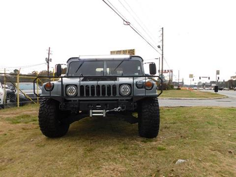 1991 HUMMER H1 for sale at Atlanta Fine Cars in Jonesboro GA