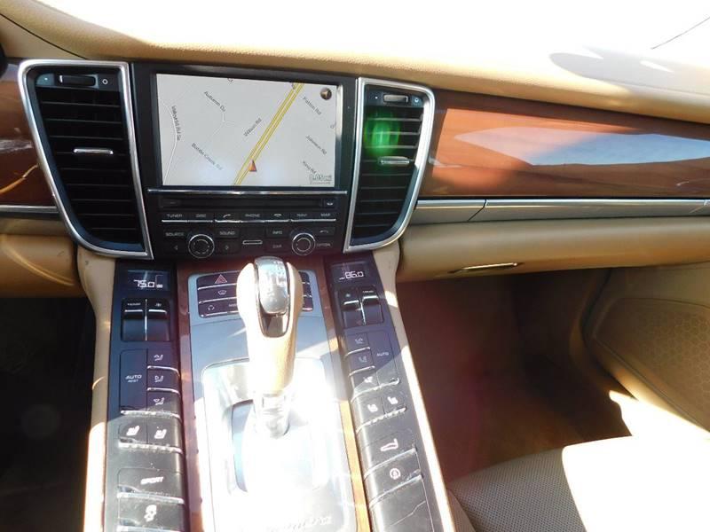 2011 porsche panamera 4dr sedan in jonesboro ga atlanta fine cars. Black Bedroom Furniture Sets. Home Design Ideas
