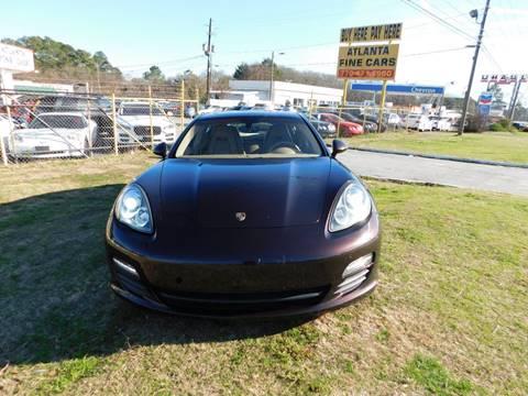 2011 Porsche Panamera for sale in Jonesboro, GA