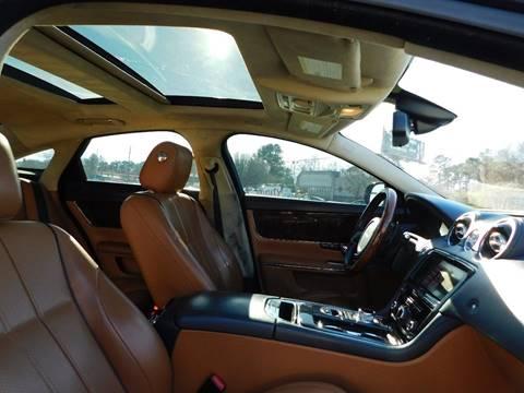 2012 jaguar xj 4dr sedan in jonesboro ga atlanta fine cars. Black Bedroom Furniture Sets. Home Design Ideas