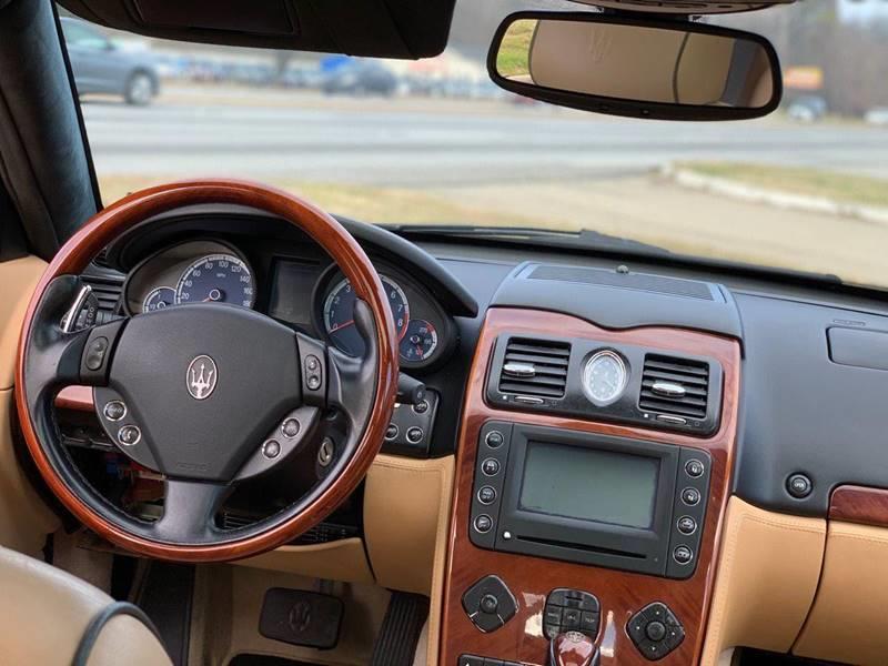 2007 Maserati Quattroporte Sport GT Automatic 4dr Sedan - Jonesboro GA