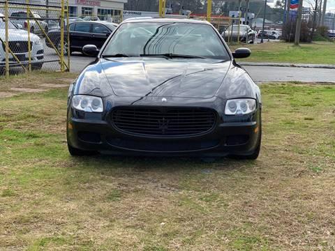 2007 Maserati Quattroporte for sale in Jonesboro, GA