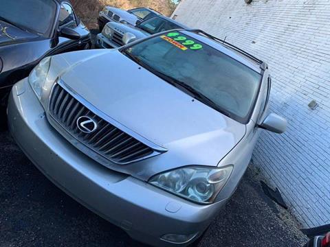 2008 Lexus RX 350 for sale at Atlanta Fine Cars in Jonesboro GA