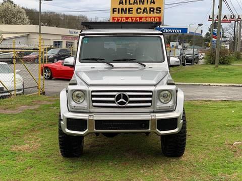 1992 Mercedes-Benz G-Class for sale in Jonesboro, GA
