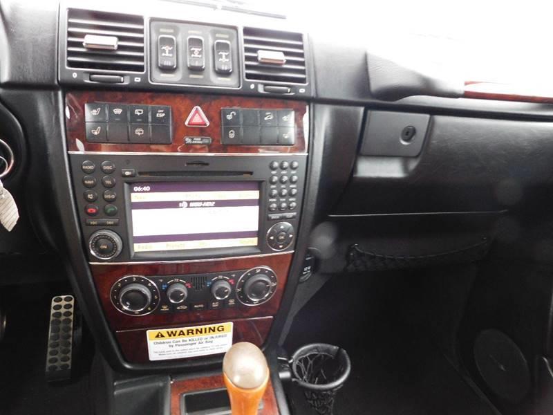 2009 Mercedes-Benz G-Class AWD G 55 AMG 4MATIC 4dr SUV - Jonesboro GA