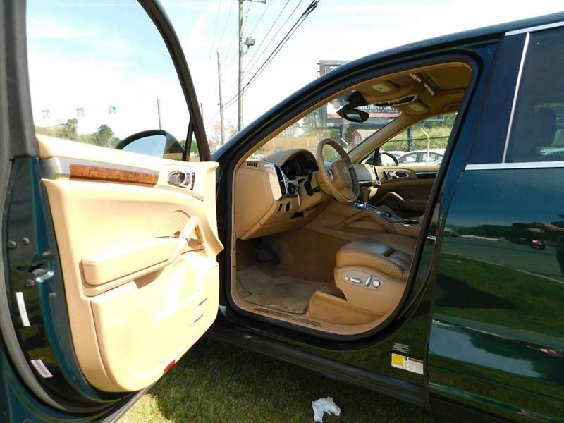 2011 Porsche Cayenne AWD 4dr SUV - Jonesboro GA