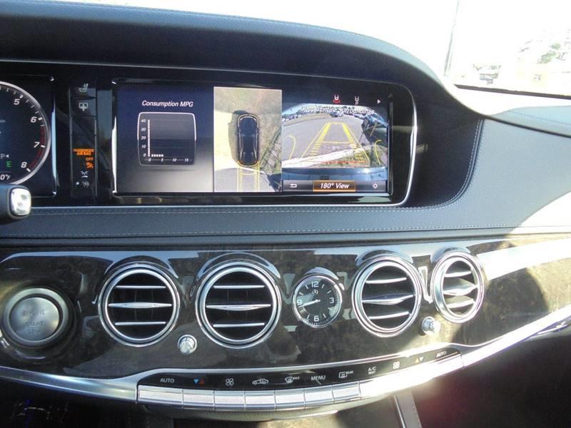 2015 Mercedes-Benz S-Class AWD S 550 4MATIC 4dr Sedan - Jonesboro GA