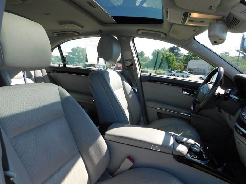 2011 Mercedes-Benz S-Class AWD S 550 4MATIC 4dr Sedan - Jonesboro GA