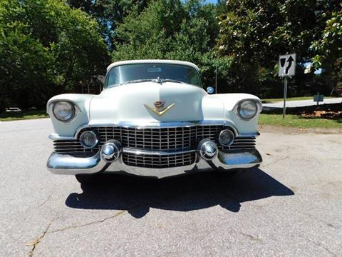 1954 Cadillac 2 door for sale at Atlanta Fine Cars in Jonesboro GA