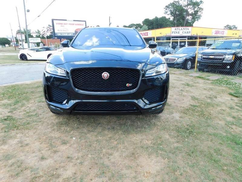 2017 Jaguar F-PACE AWD S 4dr SUV - Jonesboro GA