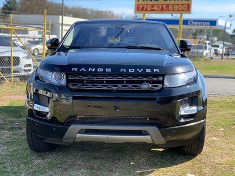 2015 Land Rover Range Rover Evoque Coupe for sale in Jonesboro, GA