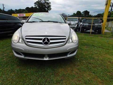 2006 Mercedes-Benz R-Class for sale at Atlanta Fine Cars in Jonesboro GA