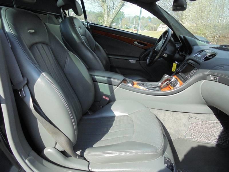 2005 Mercedes-Benz SL-Class SL 65 AMG 2dr Convertible - Jonesboro GA