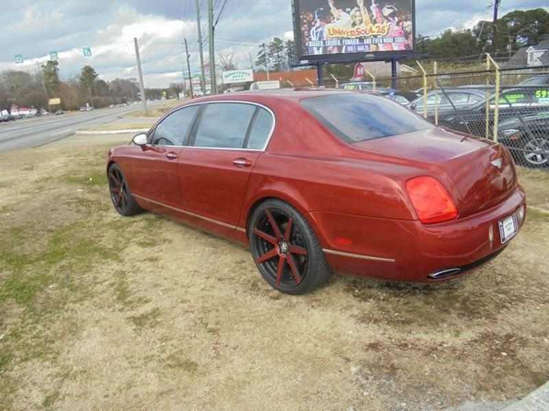 2006 Bentley Continental AWD Flying Spur 4dr Sedan - Jonesboro GA