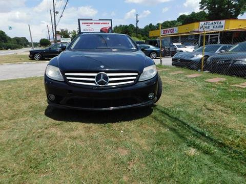 2007 Mercedes-Benz CL-Class for sale at Atlanta Fine Cars in Jonesboro GA