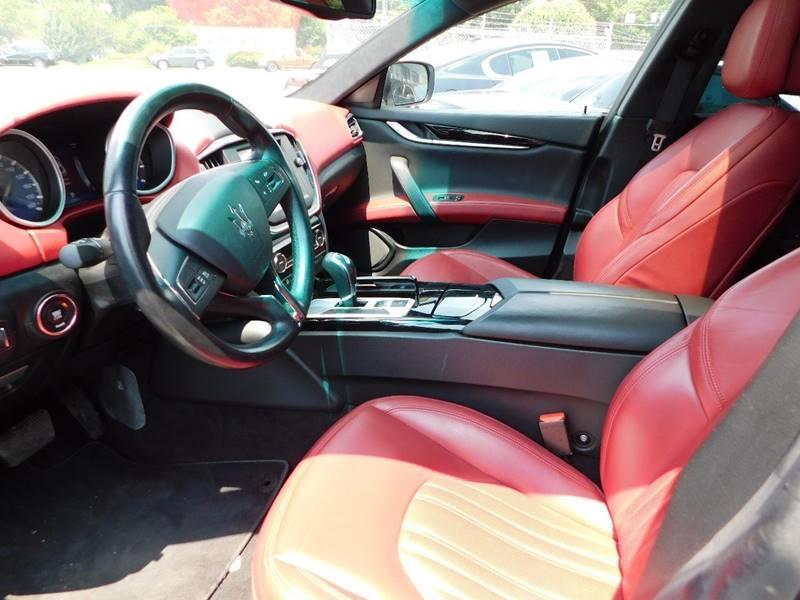 2016 Maserati Ghibli S 4dr Sedan - Jonesboro GA