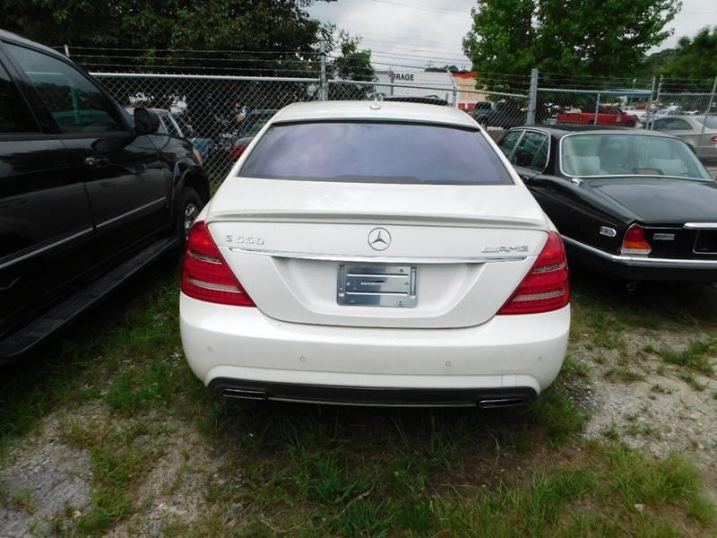 2011 Mercedes-Benz S-Class S 550 4dr Sedan - Jonesboro GA