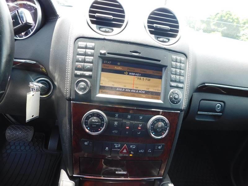 2012 Mercedes-Benz GL-Class AWD GL 350 BlueTEC 4MATIC 4dr SUV - Jonesboro GA