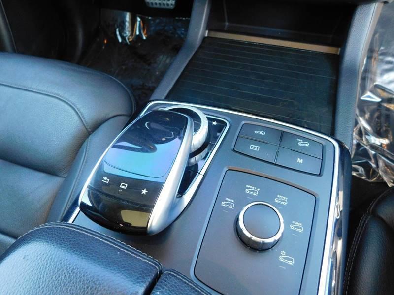 2016 Mercedes-Benz GLE AWD GLE 450 AMG Coupe 4MATIC 4dr SUV - Jonesboro GA