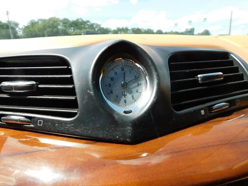 2008 Maserati GranTurismo 2dr Coupe - Jonesboro GA