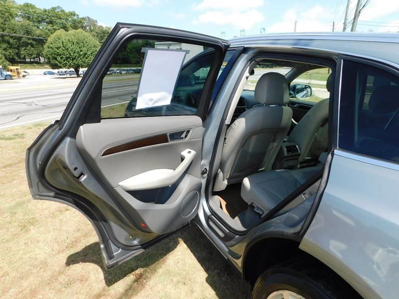 2010 Audi Q5 AWD 3.2 quattro Prestige 4dr SUV - Jonesboro GA