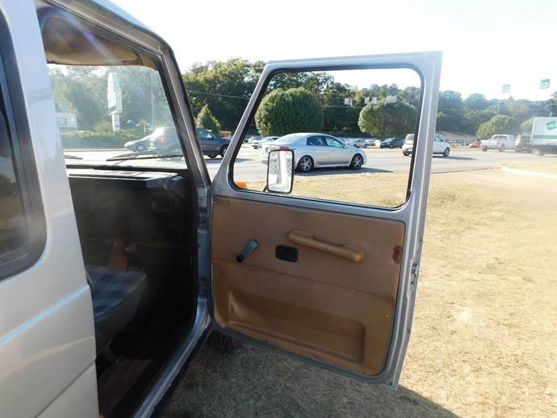 1981 Mercedes-Benz 240-Class  - Jonesboro GA