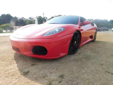 2008 Ferrari F430 for sale at Atlanta Fine Cars in Jonesboro GA