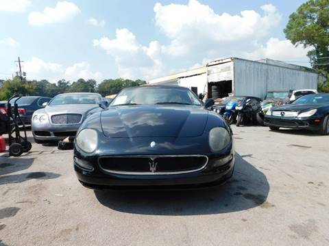 2003 Maserati Spyder for sale in Jonesboro, GA