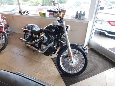 2015 Harley-Davidson Dyna Super Glide for sale at Atlanta Fine Cars in Jonesboro GA