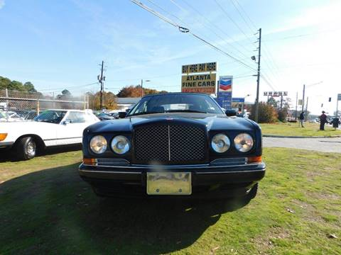 1996 Bentley Azure for sale in Jonesboro, GA