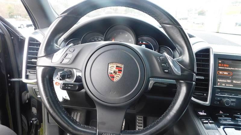 2011 Porsche Cayenne AWD S 4dr SUV - Jonesboro GA