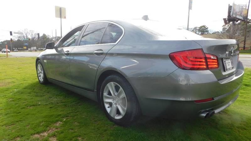 2011 BMW 5 Series 528i 4dr Sedan - Jonesboro GA