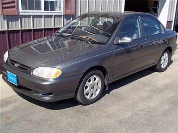 2001 Kia Sephia for sale in Sioux Falls, SD