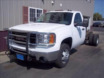 2009 GMC Sierra 3500HD CC for sale in Sioux Falls, SD