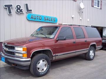 1998 Chevrolet Suburban for sale in Sioux Falls, SD