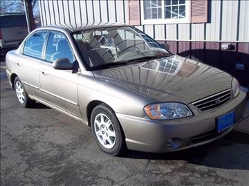 2003 Kia Spectra for sale in Sioux Falls, SD
