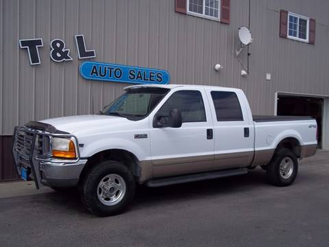 2001 Ford F-250 Super Duty for sale in Sioux Falls, SD