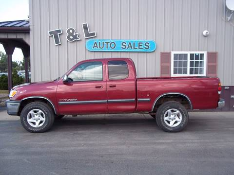2001 Toyota Tundra for sale in Sioux Falls, SD