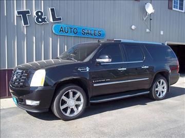 2007 Cadillac Escalade ESV for sale in Sioux Falls, SD