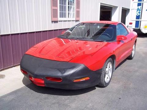 1995 Pontiac Firebird for sale in Sioux Falls, SD