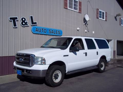 2005 Ford Excursion for sale in Sioux Falls, SD