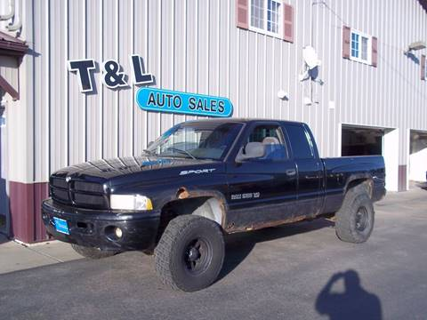 2001 Dodge Ram Pickup 1500 for sale in Sioux Falls, SD