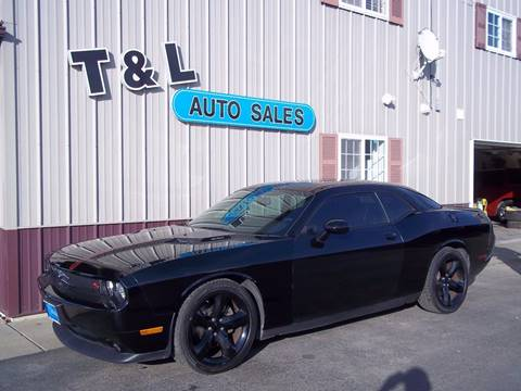 2013 Dodge Challenger for sale in Sioux Falls, SD