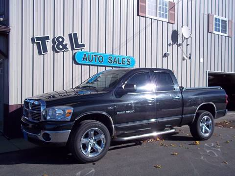 2007 Dodge Ram Pickup 1500 for sale in Sioux Falls, SD