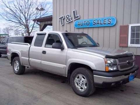 2004 Chevrolet Silverado 1500 for sale in Sioux Falls, SD